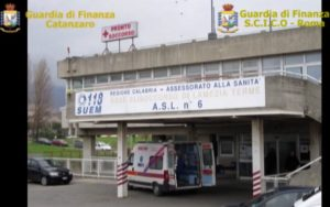 """""""Quinta Bolgia"""", accesso antimafia all'Asp di Catanzaro. Monitorate tutte le gare d'appalto"""