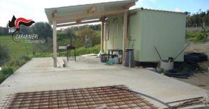 Due denunce per abusi edilizi a Santa Caterina Jonio