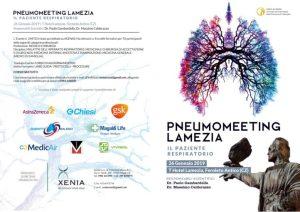 Sabato 26 gennaio un convegno scientifico di pneumologia