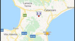 Scossa di terremoto questo pomeriggio a Cortale