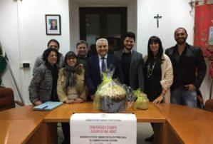 Santa Caterina Jonio – La soddisfazione del Sindaco per la riuscita degli eventi natalizi