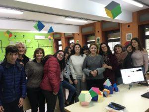MathsDecor: al Guarasci-Calabretta sede ITE un nuovo modo di studiare la matematica
