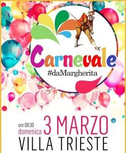 Catanzaro – A Carnevale? ci vediamo da Margherita!
