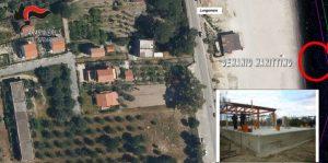 Abusivismo edilizio, tre persone denunciate a San Sostene