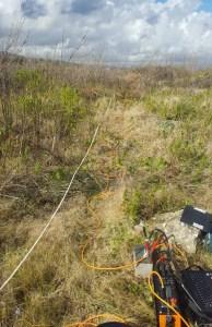 Bonifiche – Concluse indagini su discarica dismessa a Gasperina