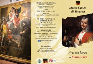 Al Museo Civico di Taverna una mostra su Mattia Preti