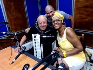 Angelo Laganà ha incantato Cuba con la sua musica