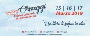 """Ormeggi. Festival letterario, a Lamezia Terme un libro di """"salpa"""" la vita"""