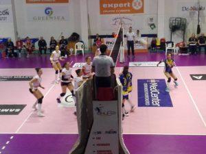 Sconfitta tre set a zero per il Volley Soverato contro la Delta Trentino