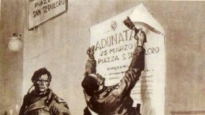 23 marzo 1919, un secolo fa