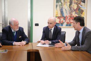 """Lavoro e formazione, al via il patto tra Confindustria Catanzaro e Università """"Magna Graecia"""""""