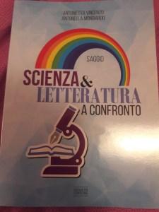 """Presentato a Lamezia Terme il saggio """"Scienza e letteratura a confronto"""""""