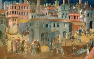 Medioevo scollacciato e libertino