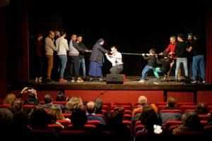 Chiaravalle Centrale, il premio del Teatro Impero a Dandy & Diva