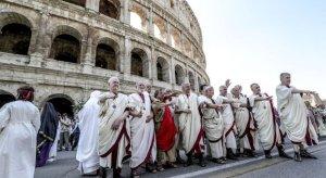 21 aprile 2772, Natale di Roma, e la natura politica della romanità