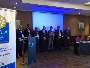 Congresso Nazionale Direttori Albergo Italia A.D.A. – Milano: riconfermati i vertici calabresi