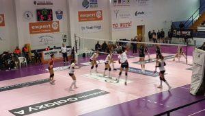 Volley Soverato – Vittoria con Ravenna e quinto posto blindato. Play off contro Volalto Caserta