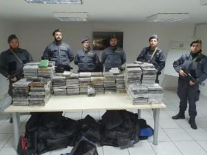 Sequestrati 450 kg di cocaina al porto di Gioia Tauro