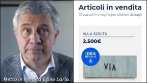 Paesi in vendita, l'appello al sindaco di Esino Lario – Lecco – Pietro Pensa