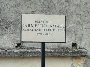 La lungimiranza della memoria del veterinario Antonio Gallelli di Soverato per la mitica Carmelina Amato a Badolato