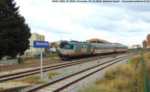 InterCity Reggio – Taranto: a giugno non verranno soppressi ma velocizzati di un'ora!