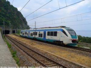 """""""Nuovi tagli Trenitalia sulla tratta Calabria ionica, rischio isolamento"""""""