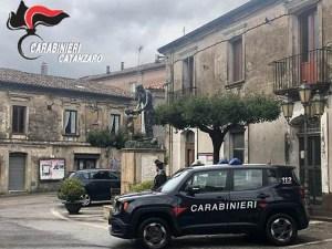 Girifalco – In compagnia di pregiudicato, sorvegliato speciale arrestato