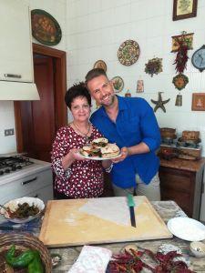 """Stasera su Alice Tv Barbara Froio in onda con la preparazione di un piatto tipico """"suvaratano"""""""
