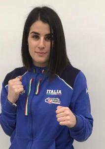 La calabrese Francesca De Fazio agli Europei di Boxe