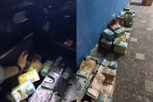 Sotto il sedile dell'auto un milione in contanti, 54enne denunciato per ricettazione