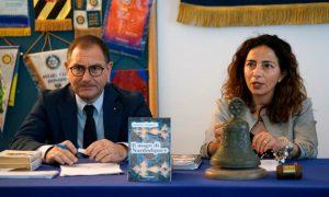Soverato, Francesco Pungitore e il suo romanzo ospiti del Rotary Club