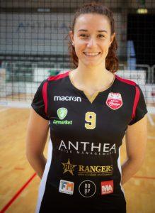 Volley Soverato – Laura Bortoli è la nuova alzatrice
