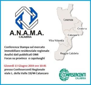 Catanzaro, il focus di Anama Calabria sul mercato immobiliare regionale