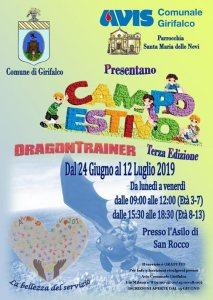 Terza edizione dei Campi Estivi a Girifalco