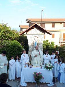 Stalettì, la tradizione rivive nella chiusura del mese mariano