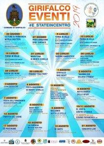Girifalco – Presentato il calendario eventi dell'Estate 2019