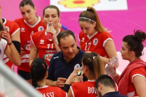 Volley Soverato – Confermato in blocco lo staff tecnico