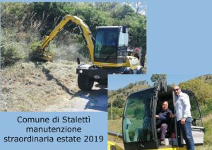 Stalettì: tutela dell'ambiente grazie ad una collaborazione tra amministrazione e Consorzio di Bonifica
