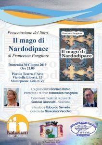 """Montepaone, domenica a teatro con """"Il mago di Nardodipace"""""""