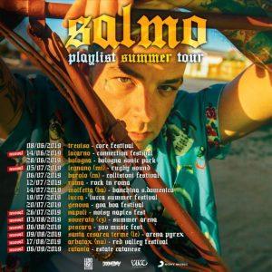 Summer Arena, anche Salmo si aggiunge alla programmazione live a Soverato