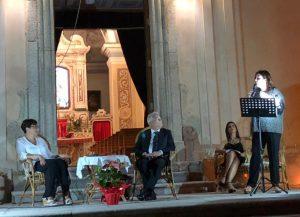 """S. Andrea Jonio – Presentato il libro """"Alda Merini, da Gerico a Dio"""""""