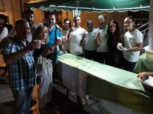 Oltre tremila persone a Sellia per la XXIV edizione della Sagra dell'olio d'oliva