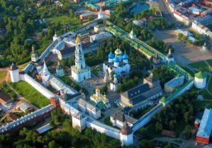 Viaggio in Russia 2019 – Le guide Ekaterina di Mosca e Natalia di San Pietroburgo