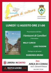 Soverato – Presentazione di una raccolta di scritti omaggio al Maestro Camilleri