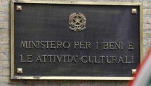 Ministero Beni Culturali: concorso per 1.052 Diplomati anche in Calabria