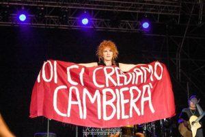 Summer Arena, ancora un grande successo a Soverato con il concerto di Fiorella Mannoia