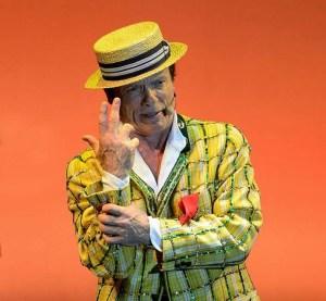 Domani sera Massimo Ranieri in concerto a Roccelletta di Borgia