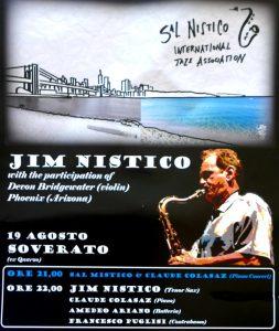 Festival internazionale del Jazz a Soverato