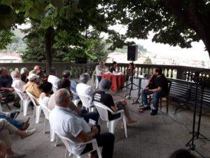 """A Vallefiorita la presentazione delle raccolte poetiche """"Ora d'Aria"""" e """"Il filo quotidiano"""""""