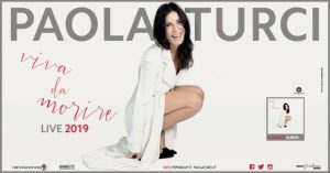 Paola Turci domenica 6 ottobre in concerto a Falerna